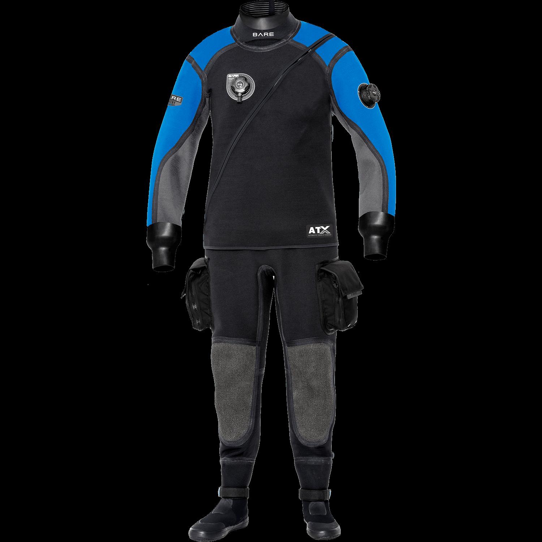 BARE Sentry Tech Drysuit Image